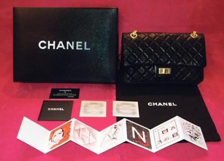 För några år... Chanel Stockholm