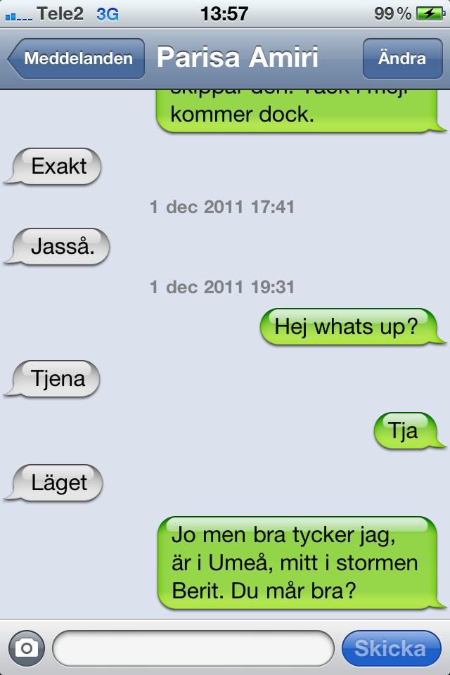 porriga sms