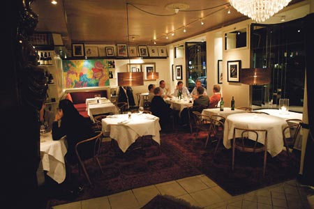 bästa restaurang stockholm