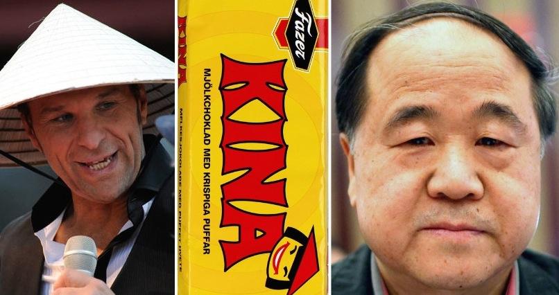 varför har kineser sneda ögon