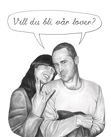 Dating en urban planerare