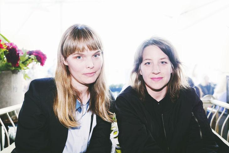 Sara Hampus och Sofi Sten