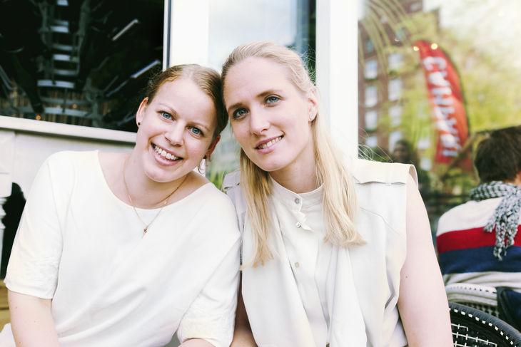 Christina Stenborg och Ida Norden