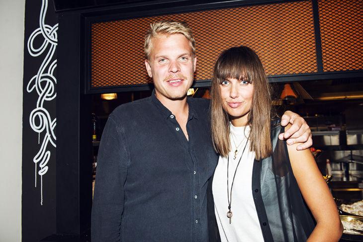 Anders Kimmel och Katarina Hylander