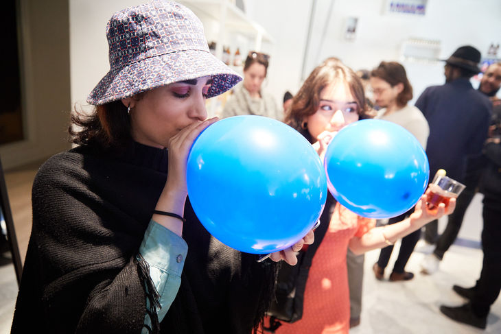 Peyvand Ahmedi & Ramina Mirzaie
