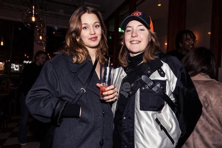 Sofia Brännström & Gretchen
