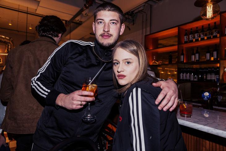 Max Bräck & Natasa Stanojevic