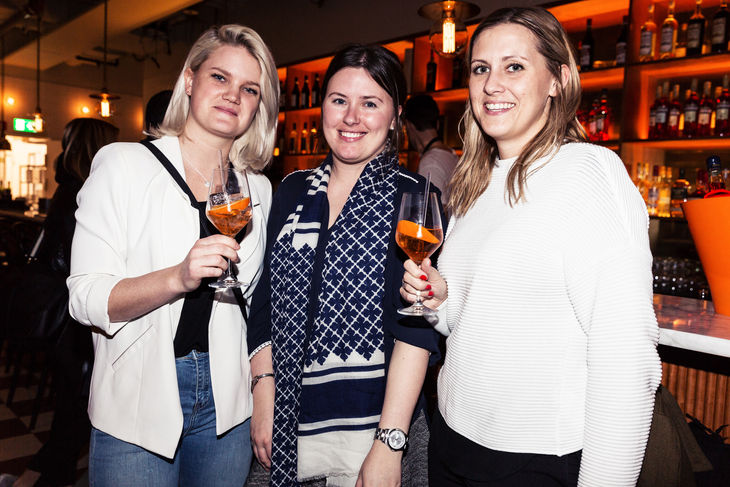 Petra Kalte, Marie Hagström & Emma Gustafsson