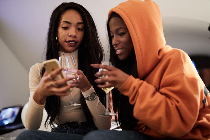 Janice & Sabina Ddumba
