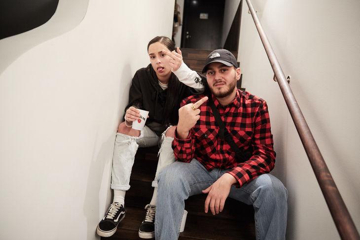 Fatima Jelassi & Josef