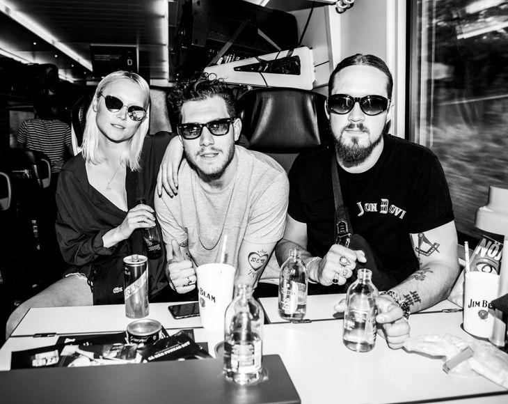Susanna Friberg, Christofer Garofalo & Fredrik Göras