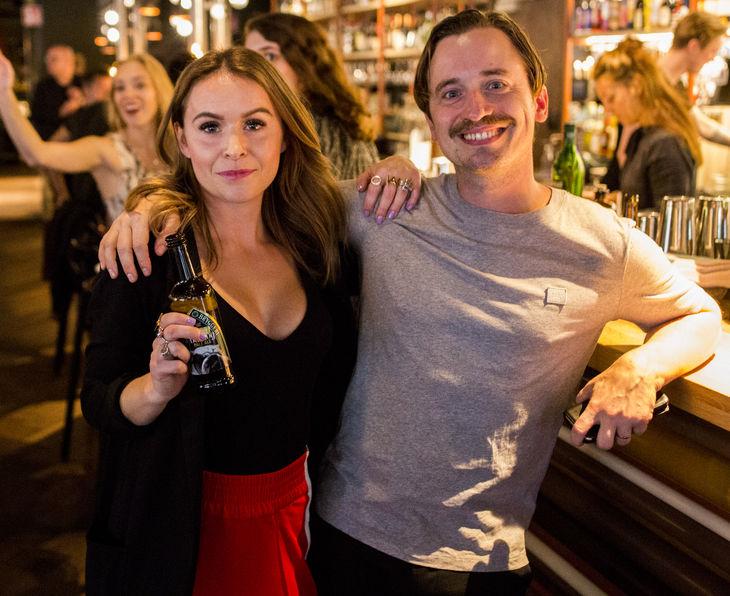 Sanna Verner-Carlsson & Pelle Tamleht