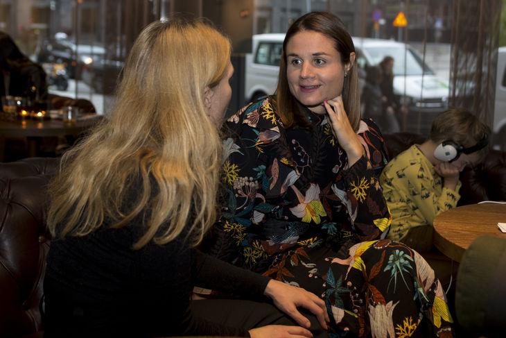 Johanna Beckman & Paulina Modlitba,