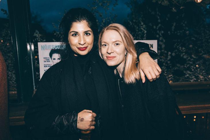 Soraya Hashim & Valerie Kaspersen