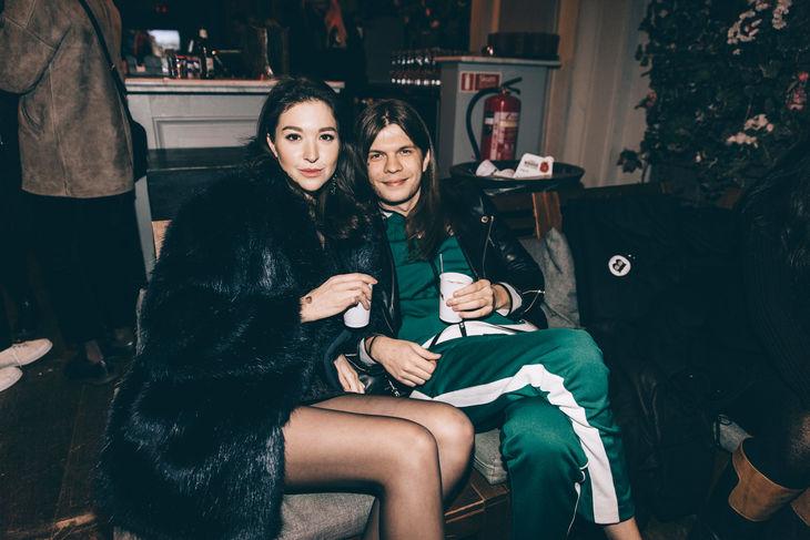 Amanda Palmgren & Frasse Levinsson