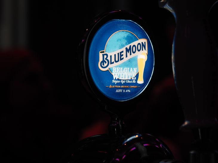 Blue Moon Brewing Company.