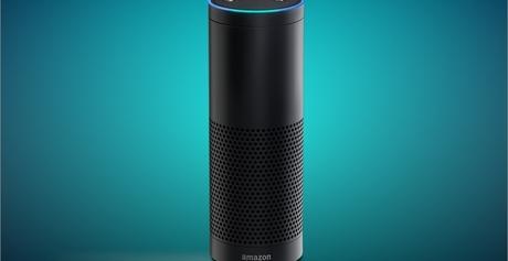 """Amazon Echo, aka """"Alexa""""."""