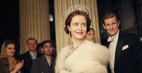 The Crown, Netflix.