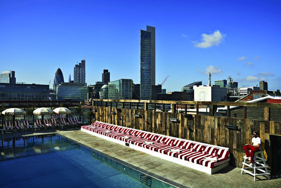 Shoreditch House.
