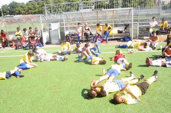 Glios Cup – en turnering mot segregation.