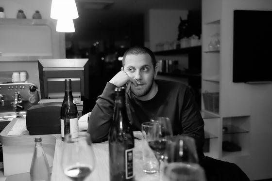 Bogdan Monciu, restaurangchef.