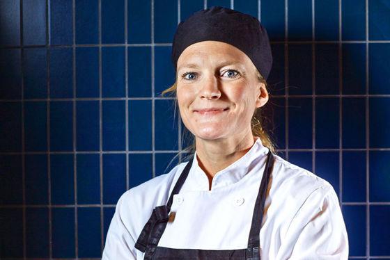 Karin Sundgren. Foto: Peter Knutson.