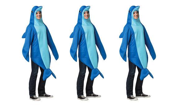 Vad vill delfinerna, egentligen?