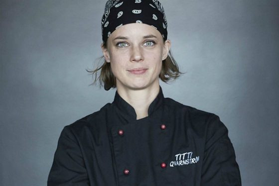 Titti Qvarnström. Bild: Press