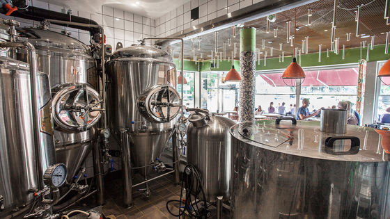 Bryggeriet Ångkvarn.