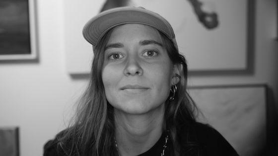 Magda Lundberg.
