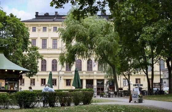 Södra Teatern.