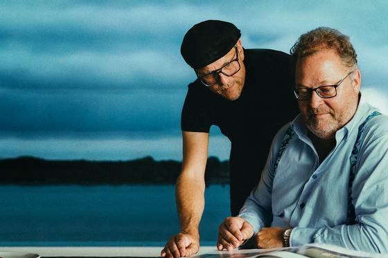 Jan och Per Broman, grundare av Fotografiska.