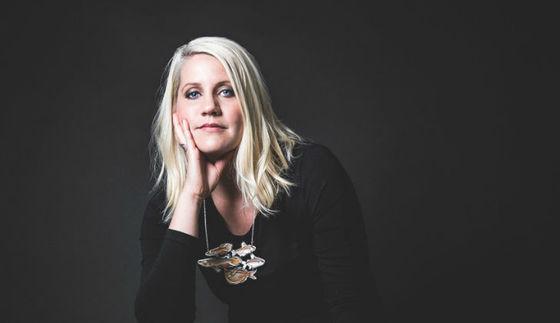Emma Knyckare, grundare av Statement Festival.