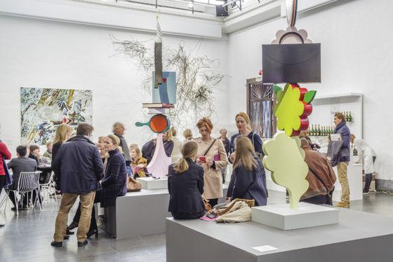 Foto: Jean-Baptiste Béranger, Market Art Fair 2018.