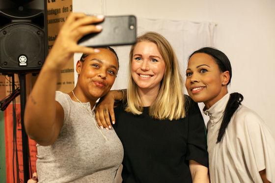 Foto: Sandra Åhman och Sofia Runarsdotter