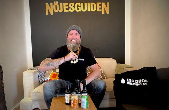 James Kindred, Big Drop Brewing Co.