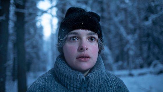 Miriam Ingrid i rollen som Maya.