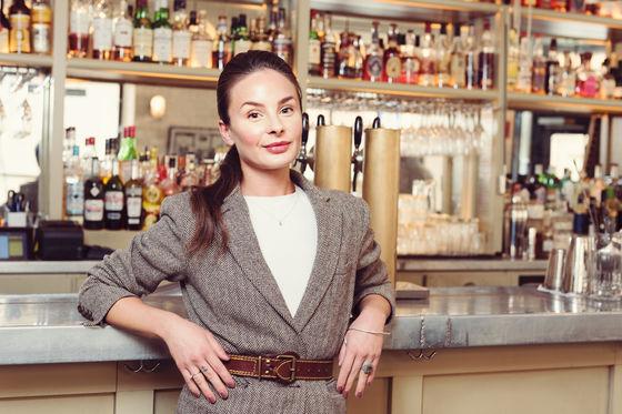 Michelle Broman-Ek är restaurangchef för nya Jacqueline's.