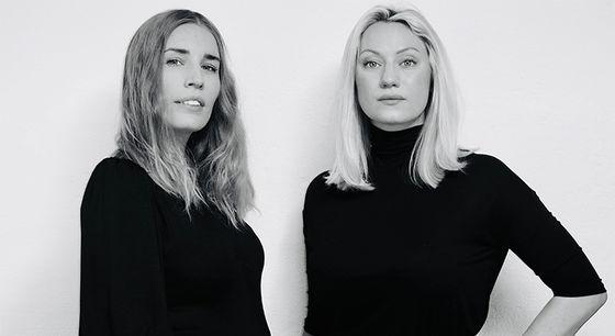 Elin Mohlander och Evalena Jonsson.