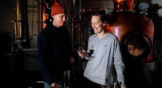 Foto: Danger Österlin och Petter Bäcklund.