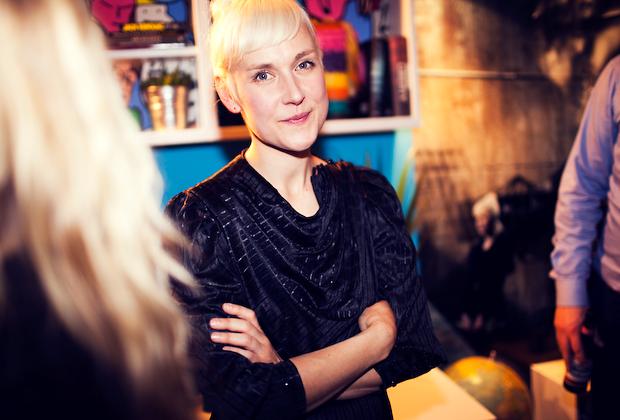 Helena Hörstedts vernissage Nöjesguiden