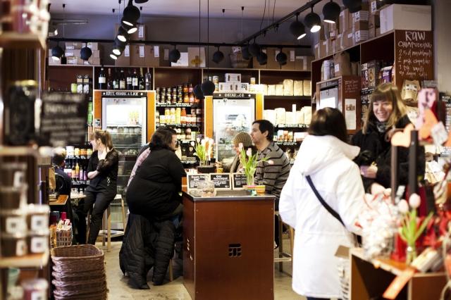 matbutiker i stockholm