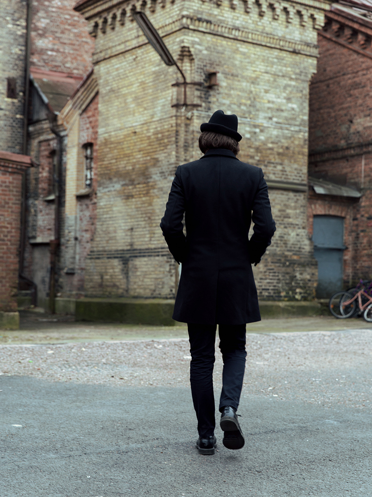 """""""Han bodde i Stockholm och jag i Göteborg, och han ringde bara när han var full."""""""