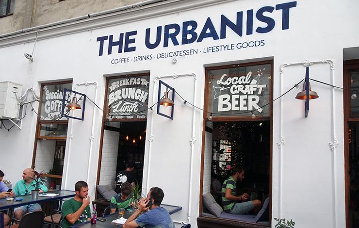 The Urbanist.