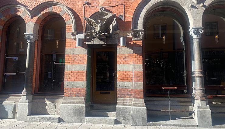 Här öppnar Riche på Södermalm.