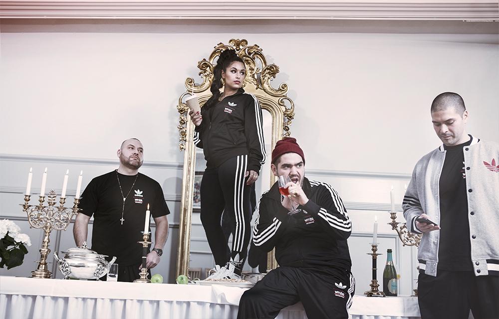 0e6b4542ec92 Redline Recordings släpper klädkollektion med Adidas