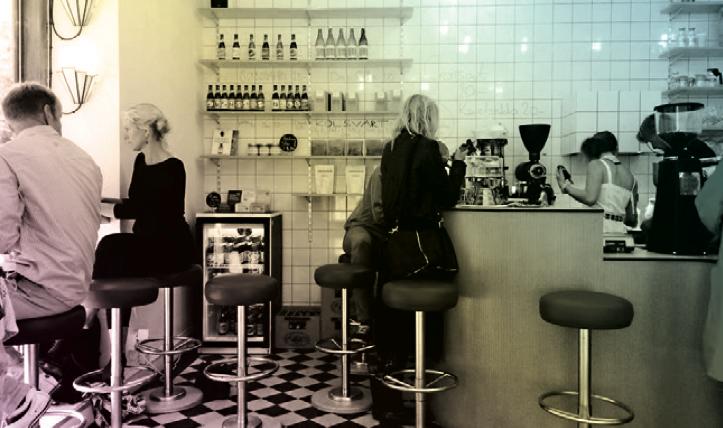 lunch internet brudar träldom i Malmö