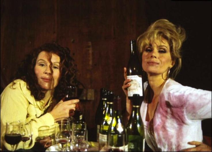 Patsy och Edina i Ab-Fab