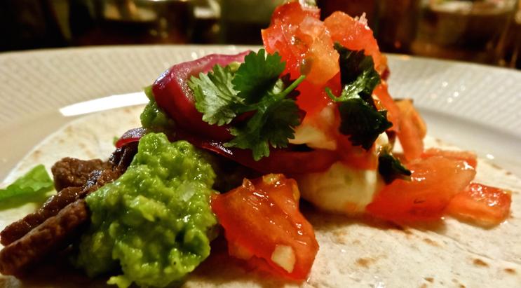 mexikansk mat på riktigt