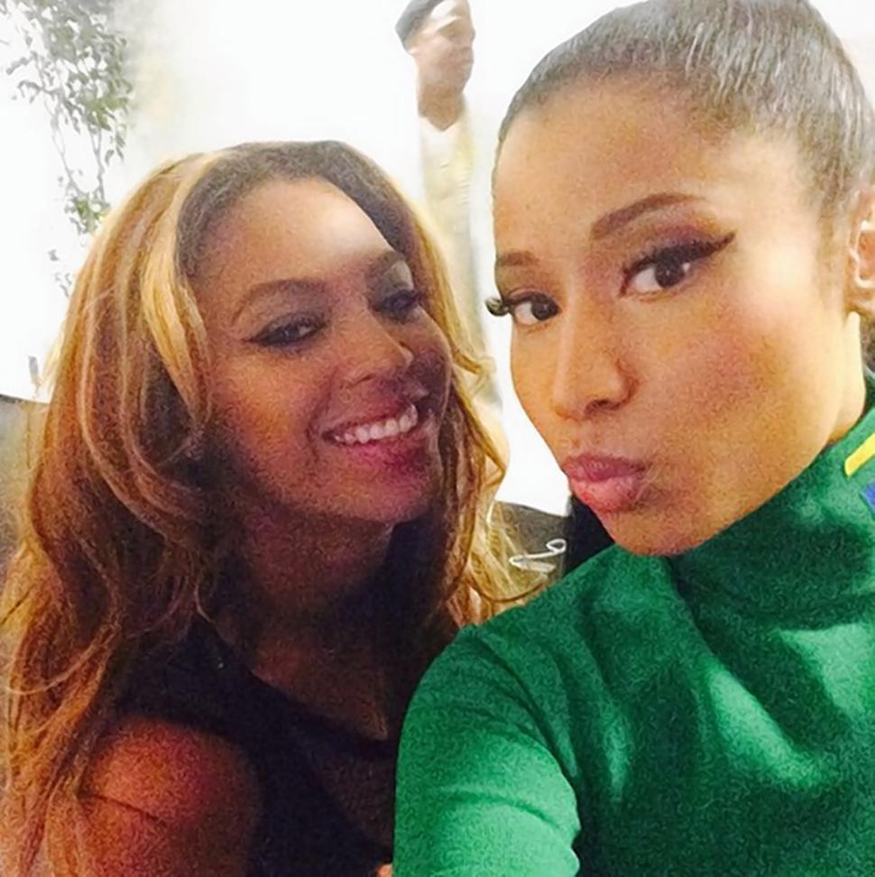Nicki Minaj och Lil Wayne kön video